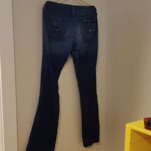 Seven for all man kind bell bottoms